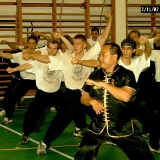 Golden tigers egyesület tai chi kung fu