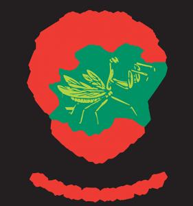 sáska kung fu logo