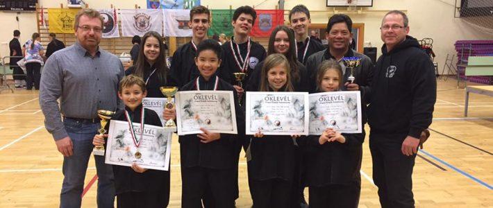 2016 HKF Magyar Kung fu Országos Bajnokság